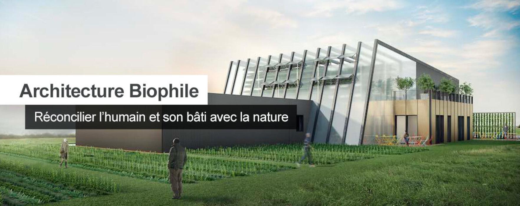Architecture biophile