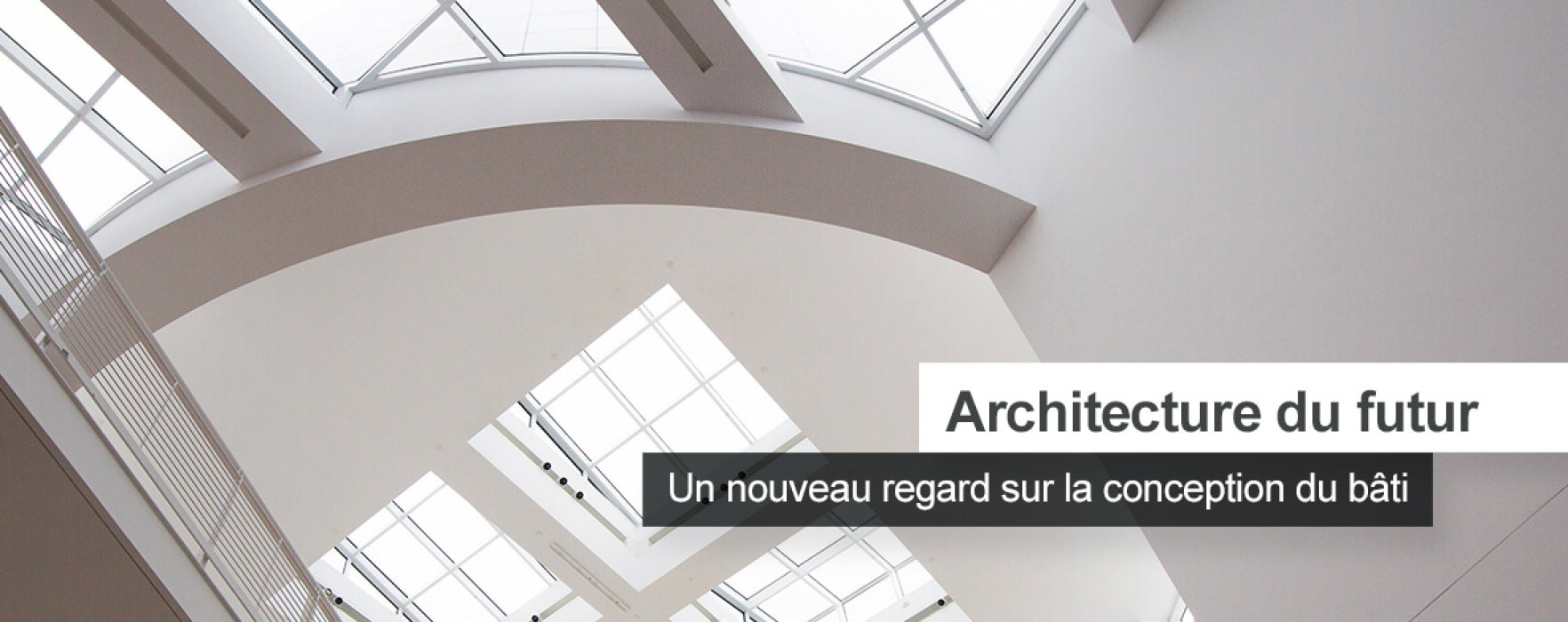 Architecture du futur