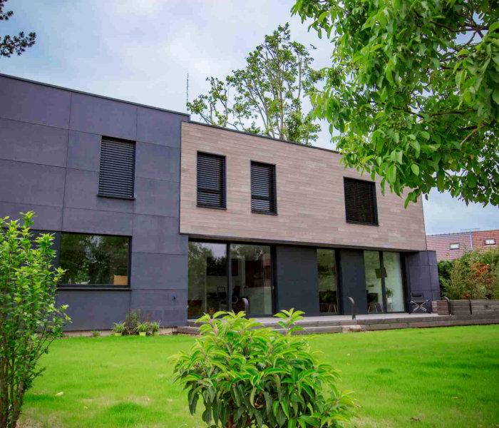 Conception et réalisation maison passive